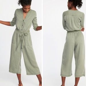 Old Navy Pocketed Jumpsuit